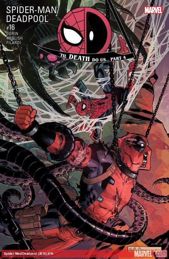 Spider-Man / Deadpool 16 - 'Til Death Do Us... Part 4