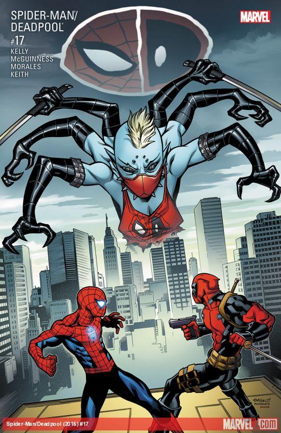 Spider-Man / Deadpool 17 - Itsy Bitsy Part 4