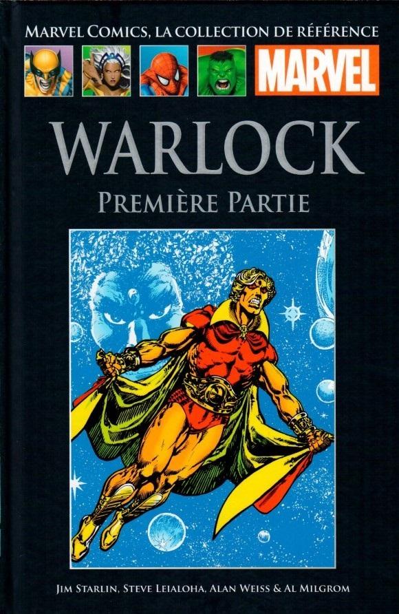 Marvel Comics, la Collection de Référence 31 - Warlock – Première partie