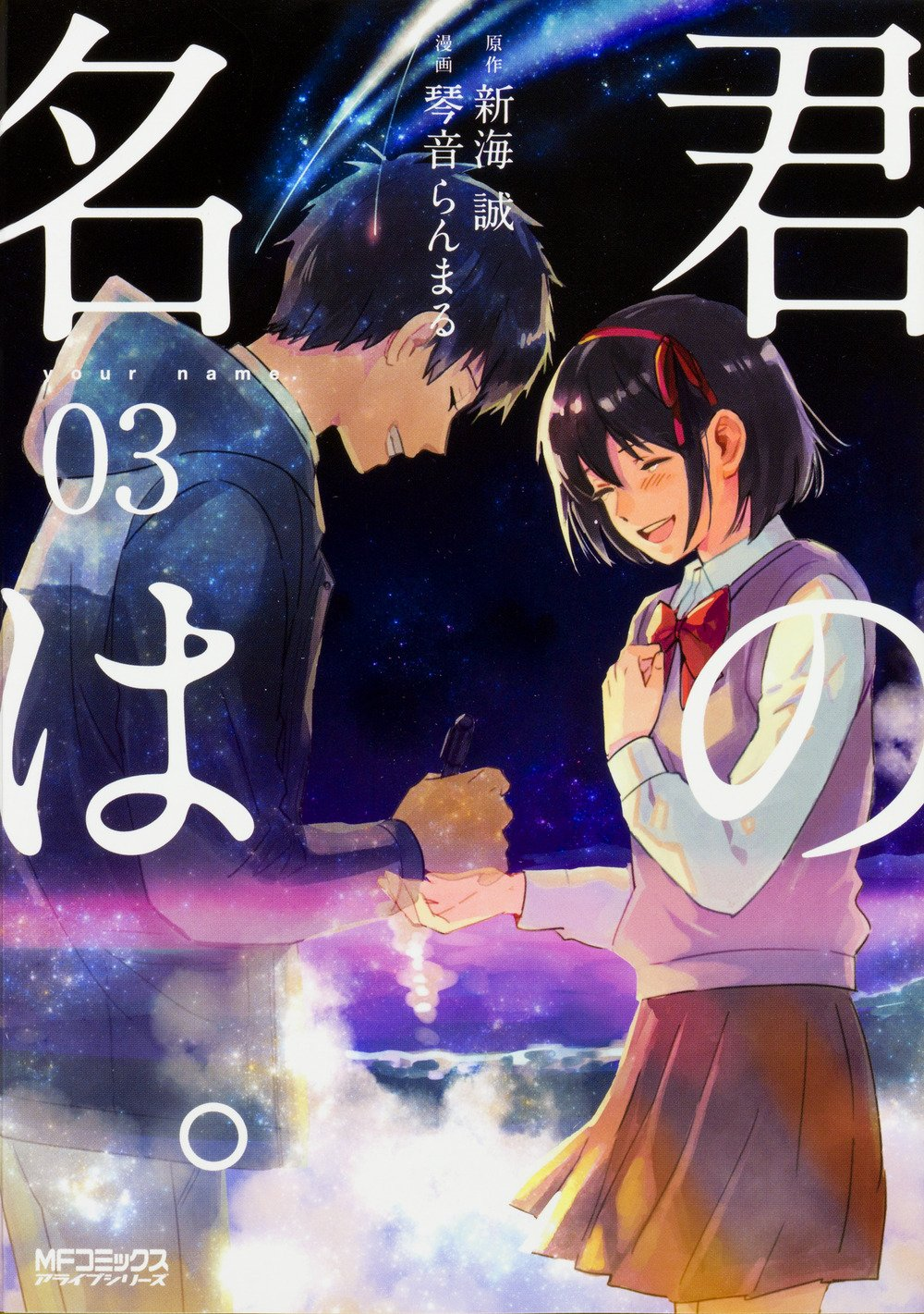 Your name. 3