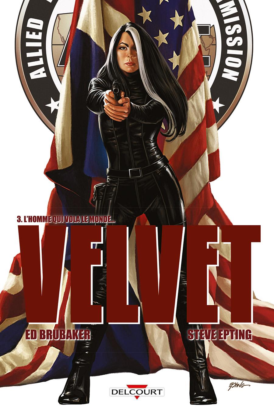 Velvet 3 - L'homme qui vola le monde
