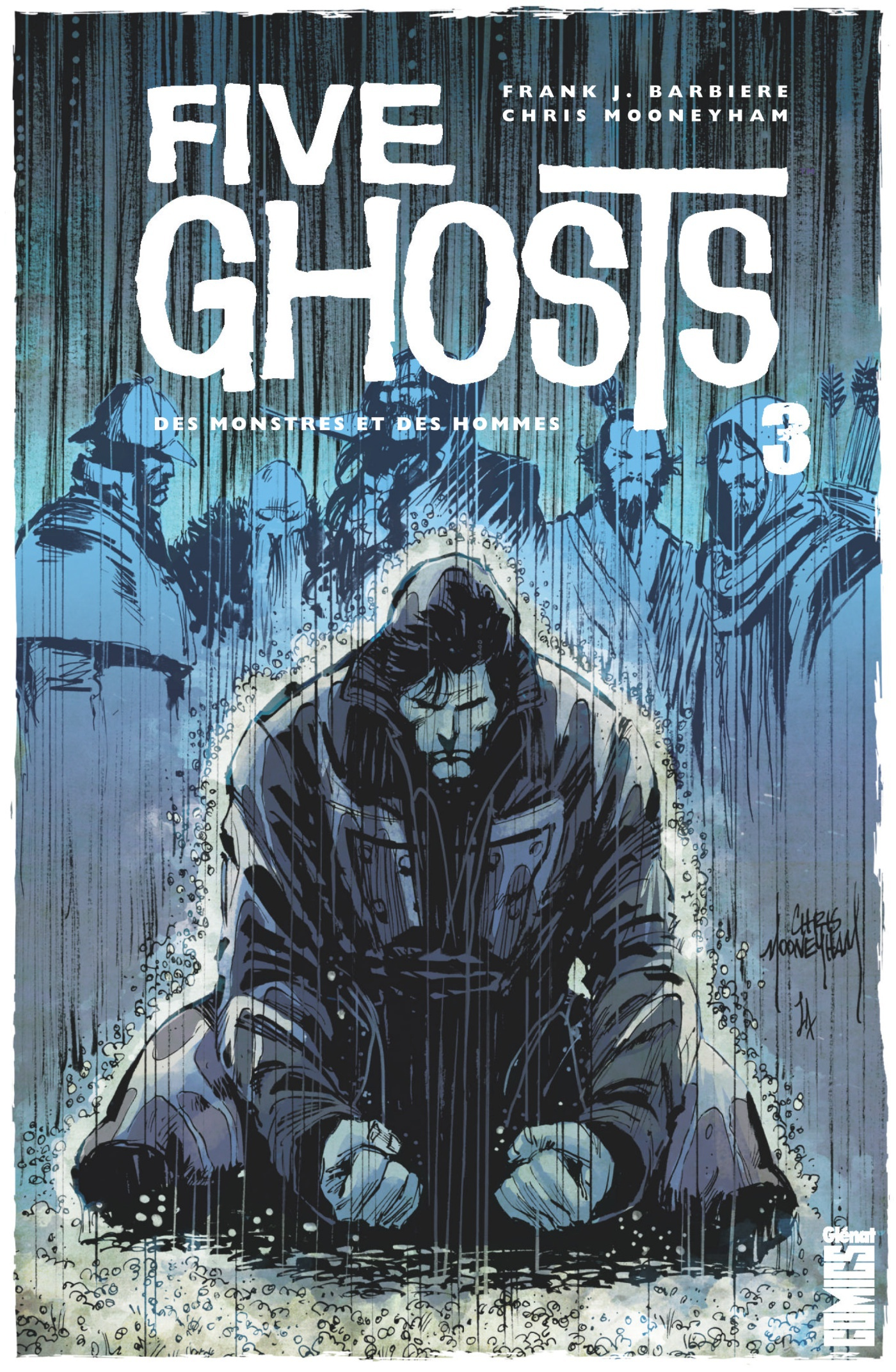 Five Ghosts 3