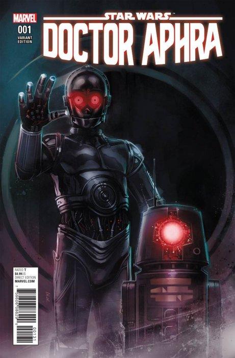 Star Wars - Docteur Aphra 1 - Droids Variant
