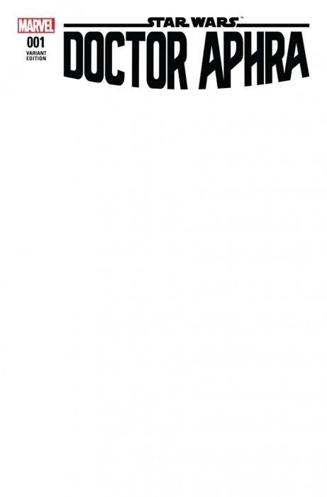 Star Wars - Docteur Aphra 1 - Blank Variant