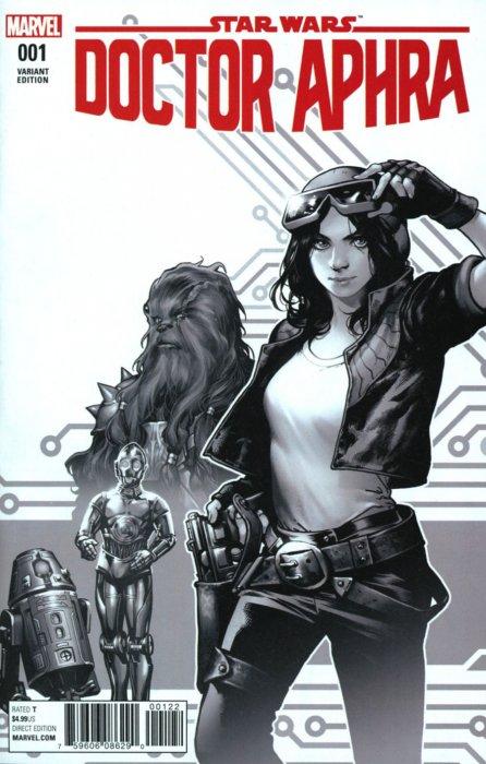Star Wars - Docteur Aphra 1 - Kamiyama Variant
