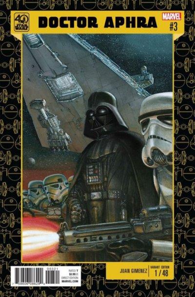 Star Wars - Docteur Aphra 3 - Book I, Part III