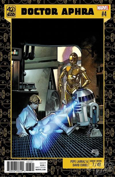 Star Wars - Docteur Aphra 4 - Book I, Part IV