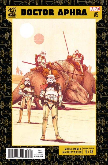 Star Wars - Docteur Aphra 5 - Book I, Part V
