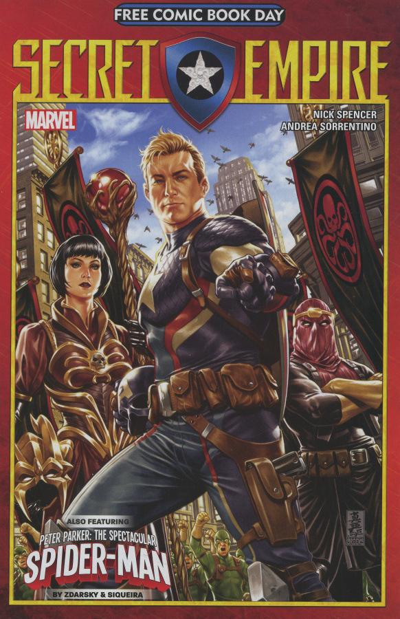 Free Comic Book Day 2017 - Secret Empire 1