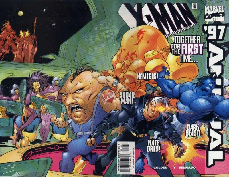 X-Man 1 - Common Ground