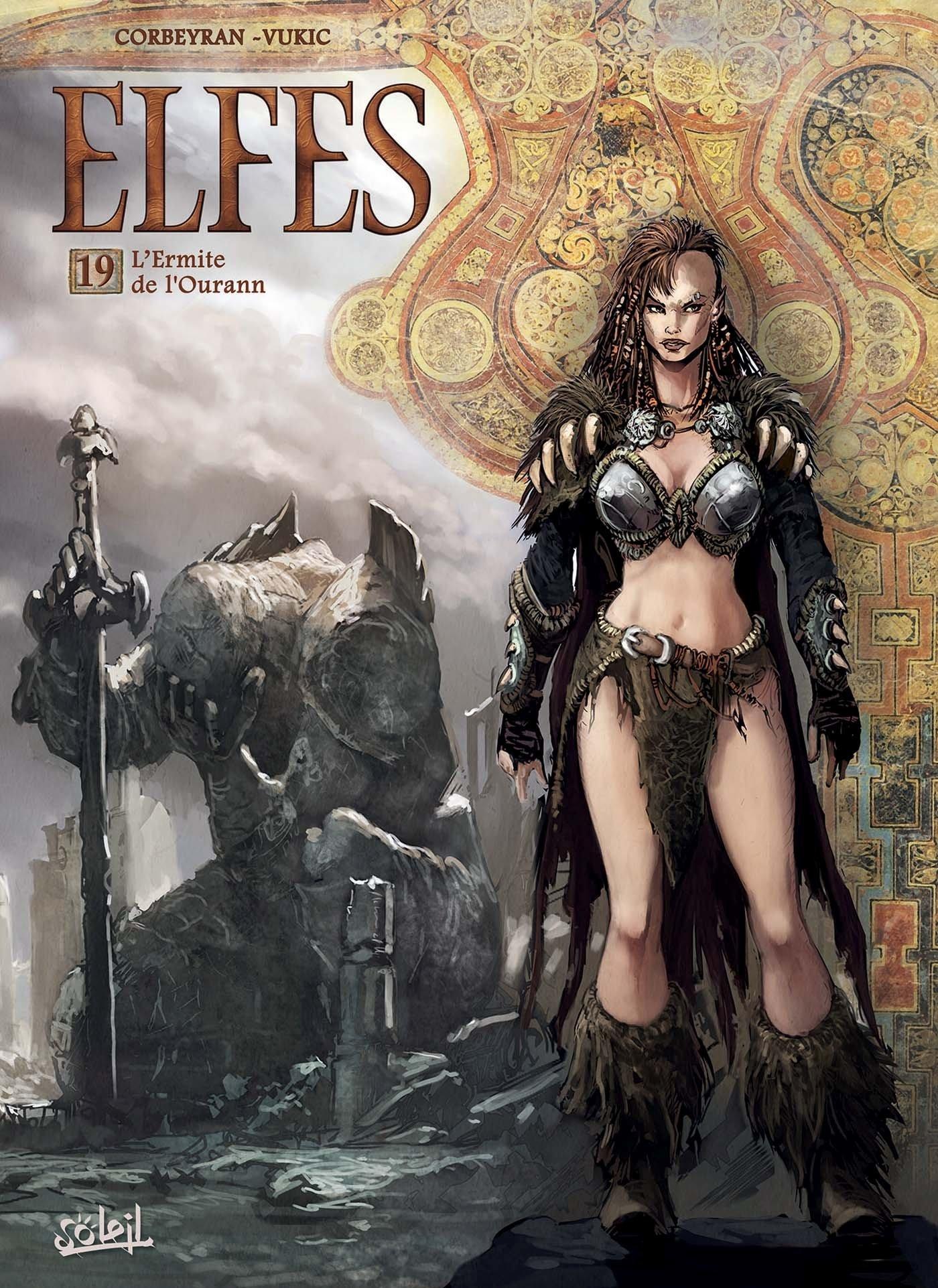 Elfes 19 - L'Ermite de l'Ourann