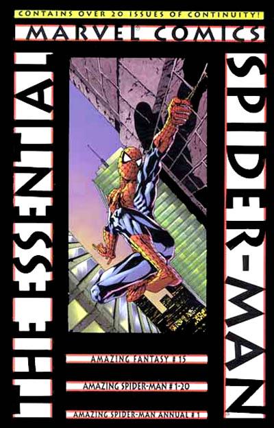 Essential Spider-Man 1