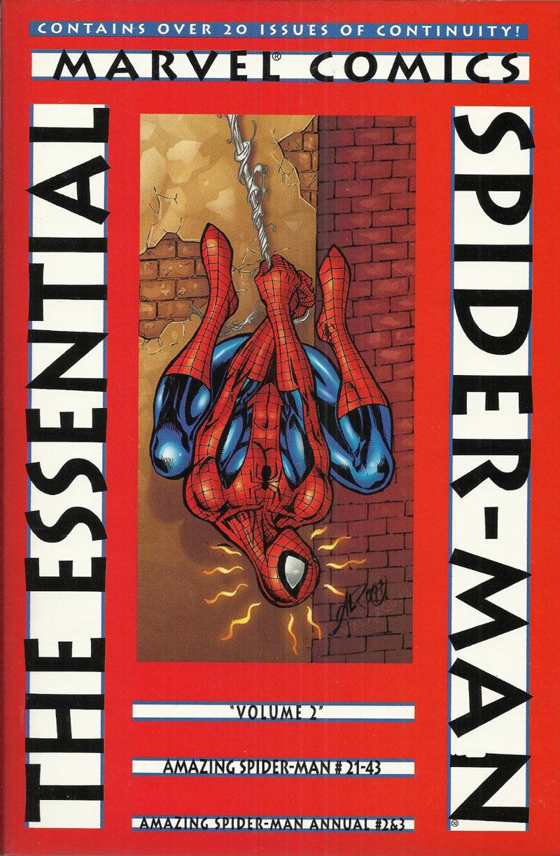 Essential Spider-Man 2