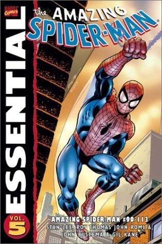 Essential Spider-Man 5