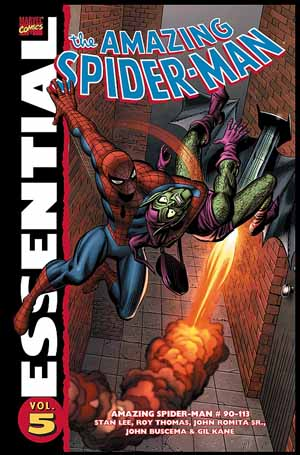 Essential Spider-Man 5 - (2nd Edition, 1st Printing)