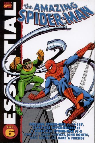 Essential Spider-Man 6