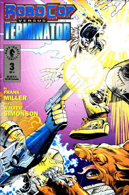 Robocop vs Terminator 3