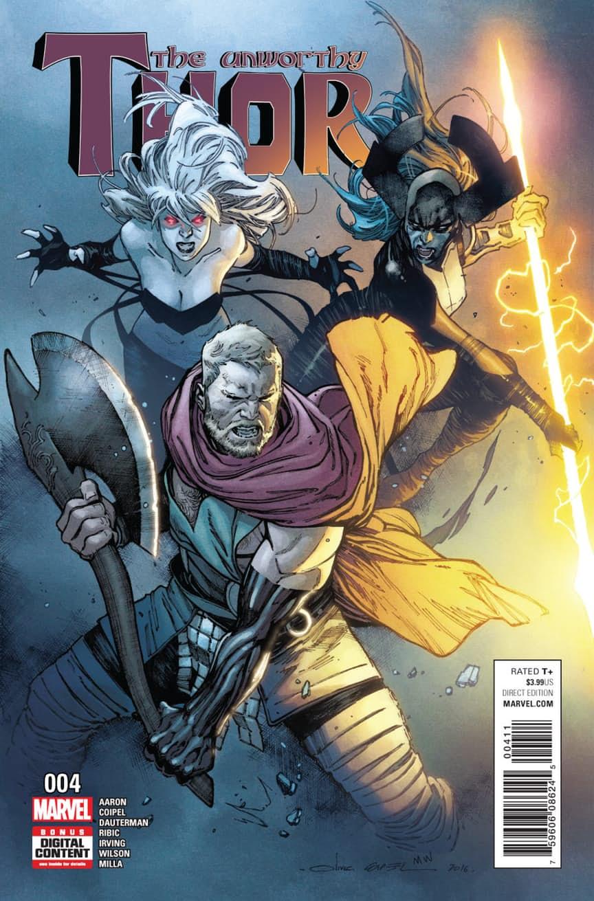 Thor - La guerre de l indigne 4 - The Unworthy Thor 4