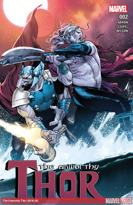 Thor - La guerre de l indigne 2