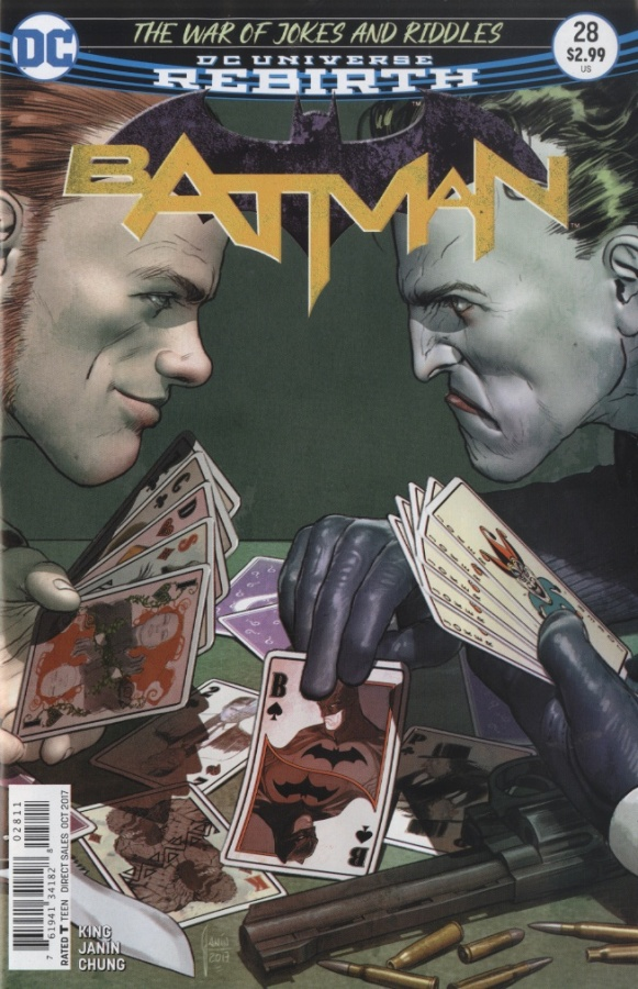 Batman 28 - The War of Jokes and Riddles 3