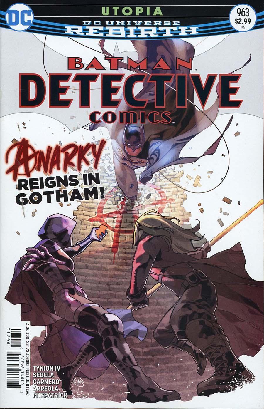 Batman - Detective Comics 963 - Utopia
