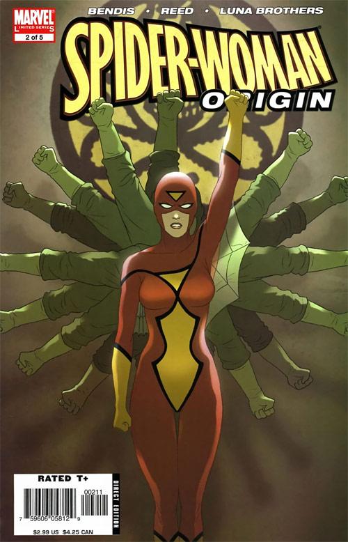 Spider-Woman - Origin 2 - Book Two