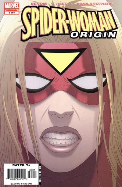 Spider-Woman - Origin 3 - Book Three