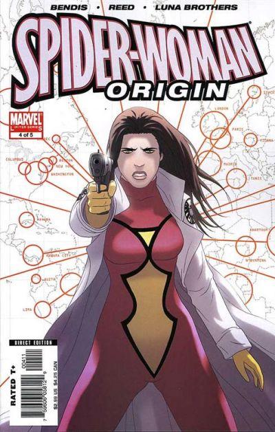 Spider-Woman - Origin 4 - Book Four