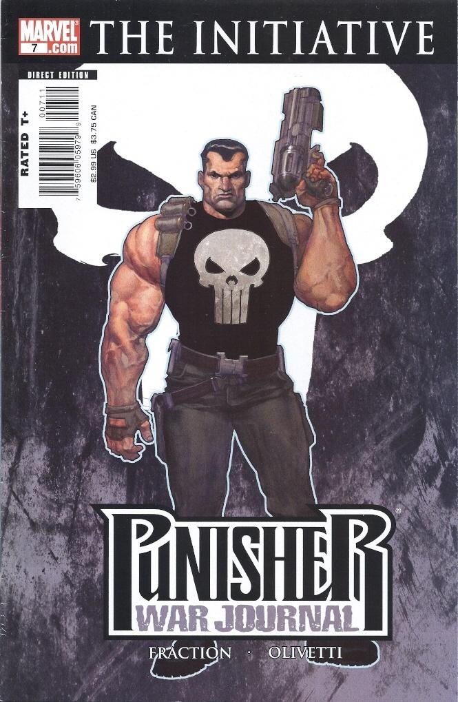 Punisher War Journal 7 - Blood and Sand