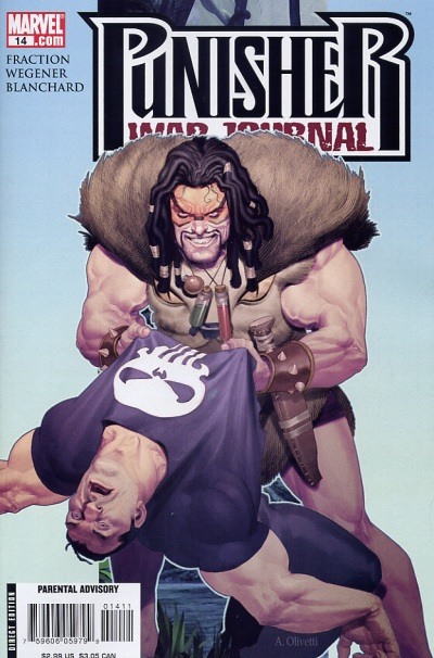 Punisher War Journal 14 - Hunter / Hunted, Part 2