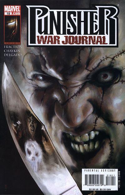 Punisher War Journal 18 - Jigsaw, Part 1 of 6