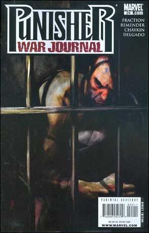 Punisher War Journal 24 - Secret Invasion - Part 1 of 2