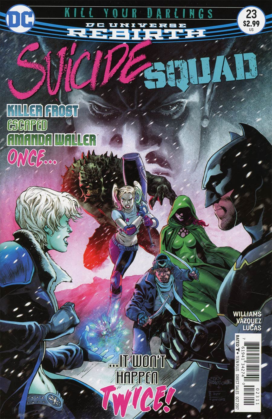 Suicide Squad 23 - Kill your Darlings 3
