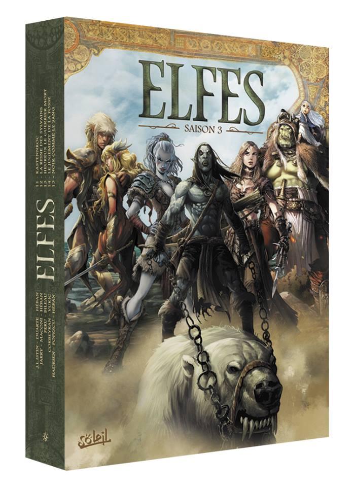 Elfes 3 - Elfes - Saison 3