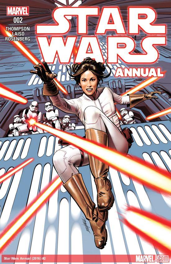 Star Wars 2 - Annual 2016