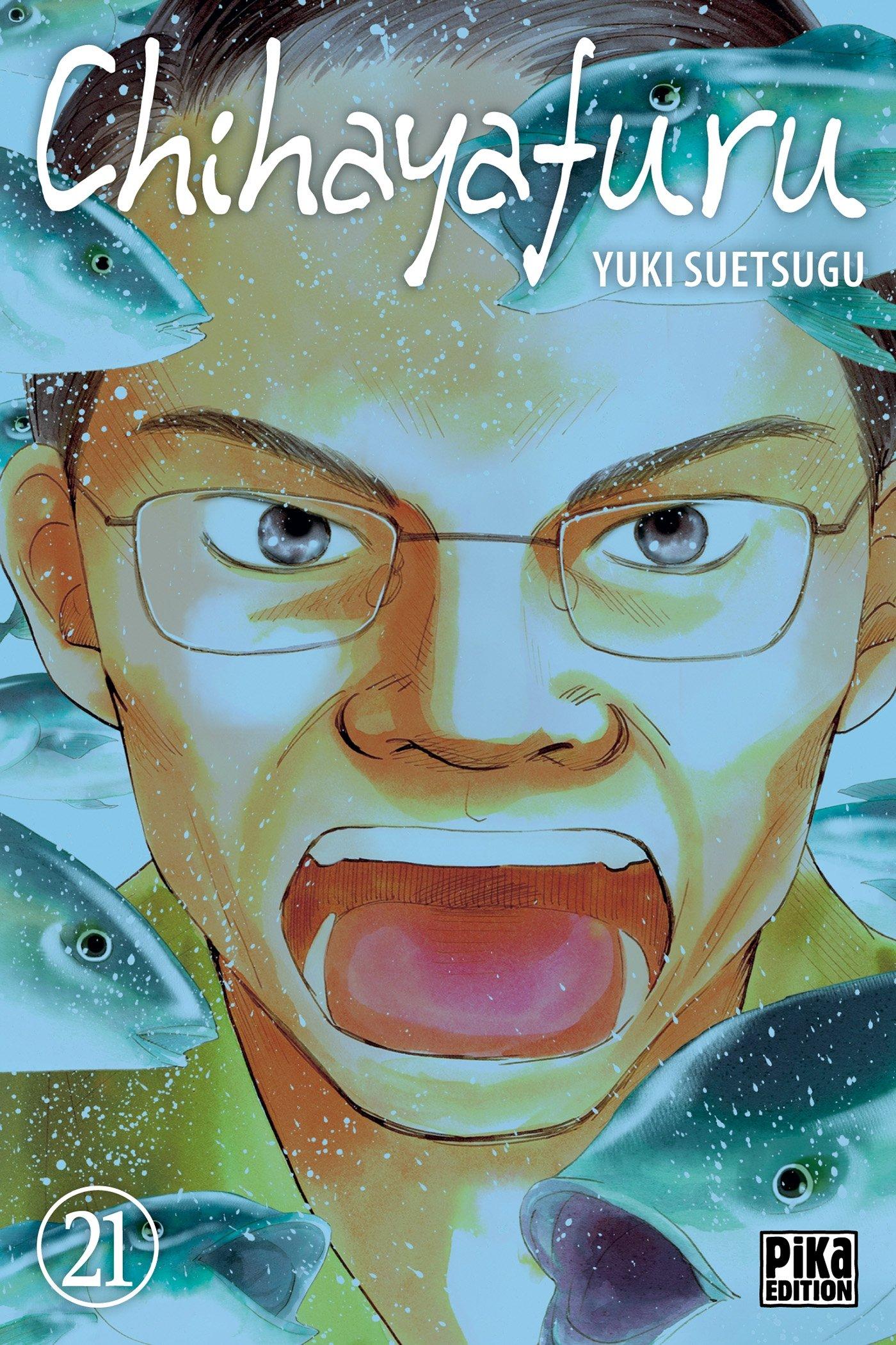 Chihayafuru 21