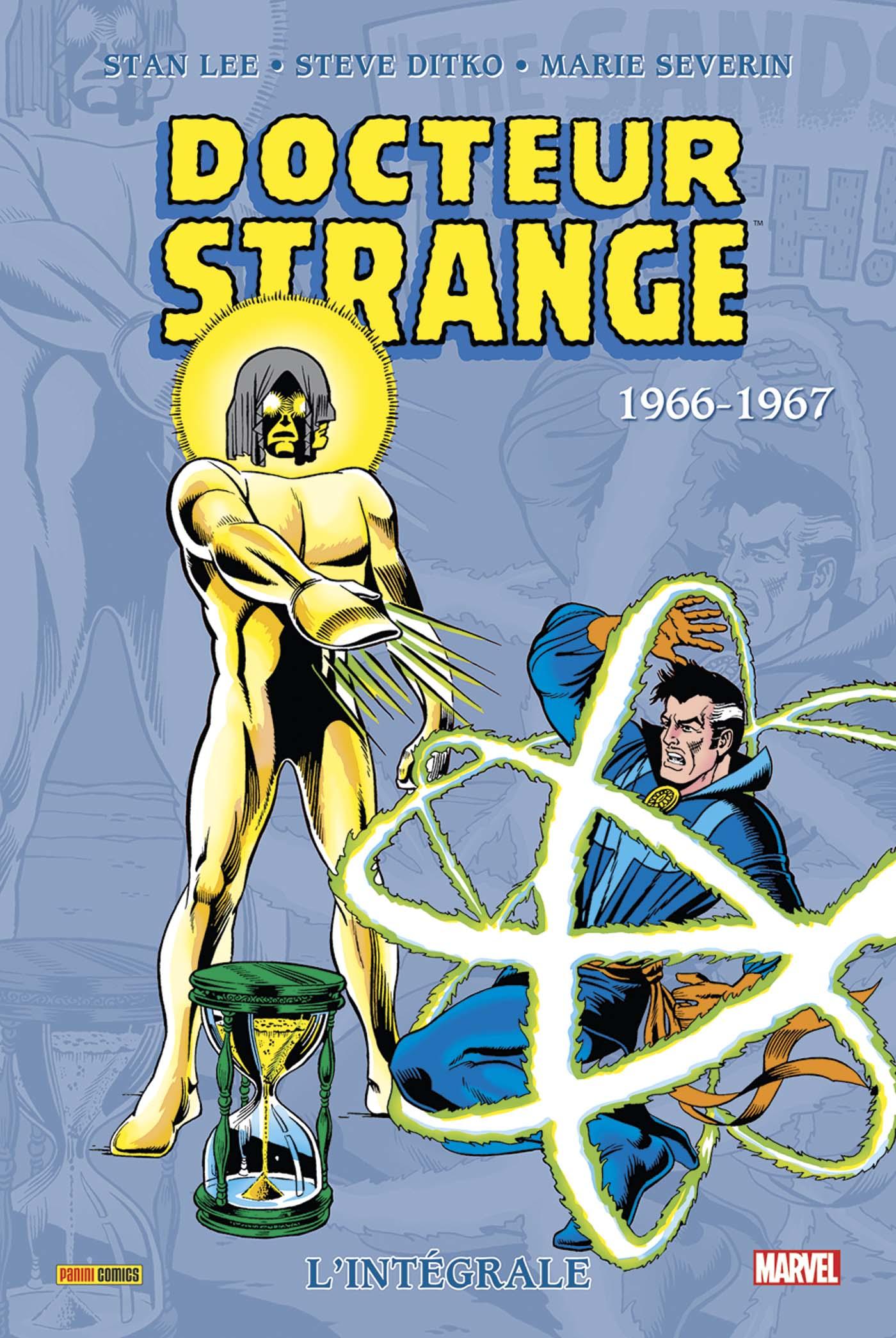 Docteur Strange 1966 - 1966-67
