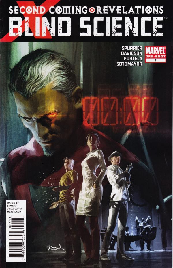 X-Men - Blind Science 1 - Blind Science