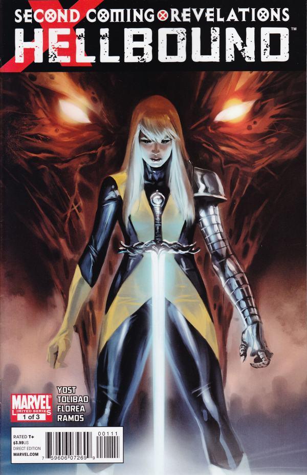 X-Men - Hellbound 1