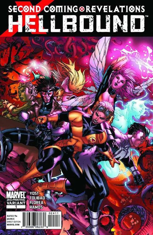 X-Men - Hellbound 1 - (2nd Printing Variant)