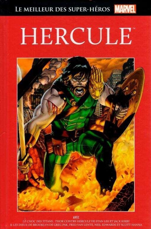 Le Meilleur des Super-Héros Marvel 36 - Hercules