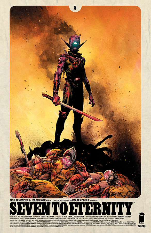 Seven to Eternity 8