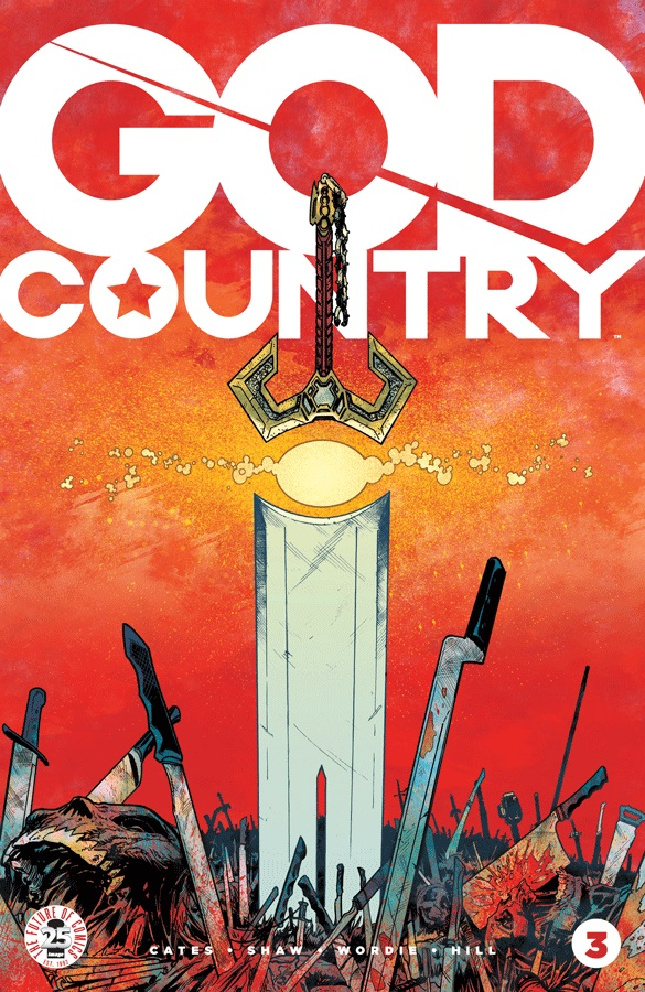 God Country 3 - Death in Texas