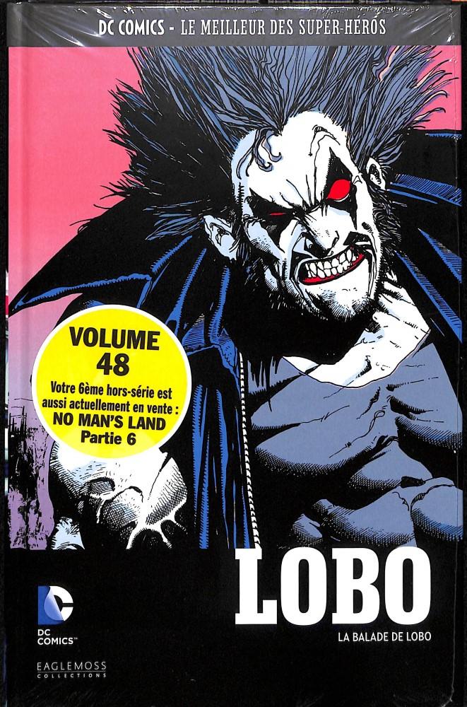 DC Comics - Le Meilleur des Super-Héros 48 - Lobo - La balade de Lobo