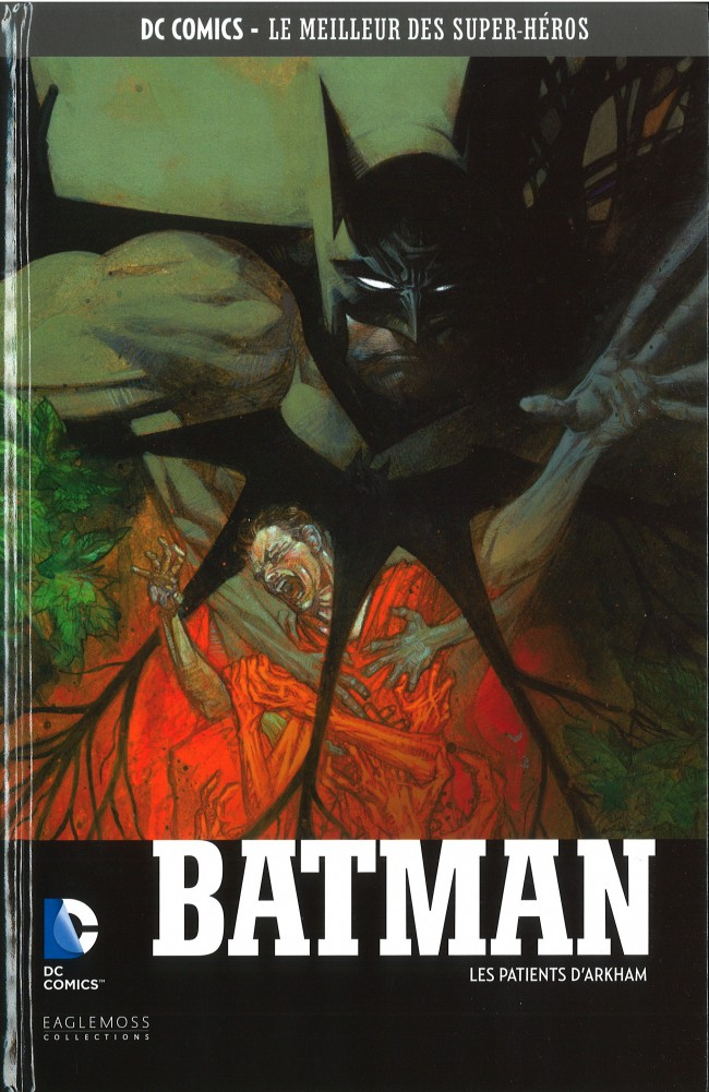 DC Comics - Le Meilleur des Super-Héros 45 - Batman - Les Patients d'Arkham