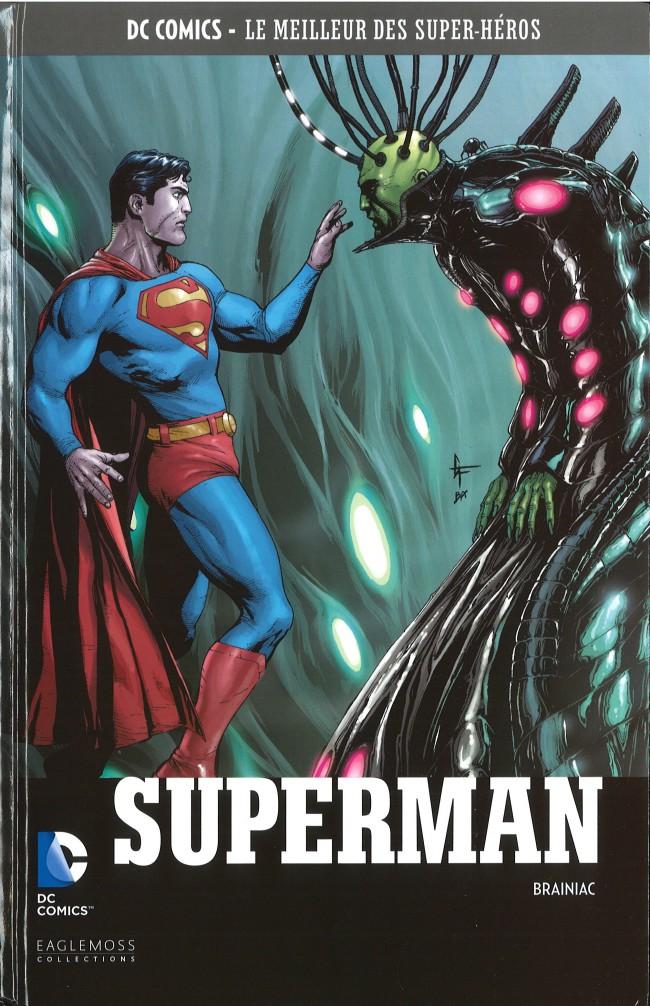 DC Comics - Le Meilleur des Super-Héros 44 - Superman - Brainiac