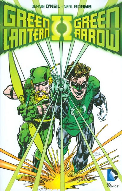 Green Arrow & Green Lantern 1
