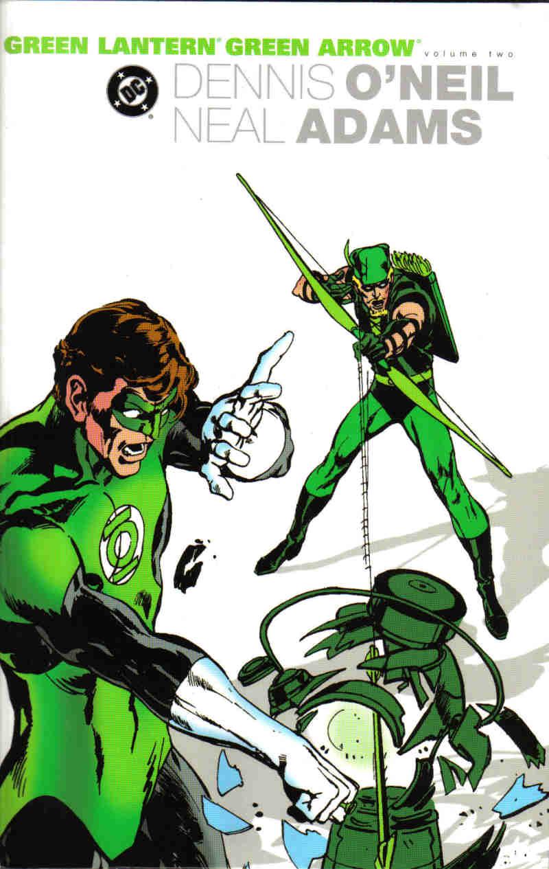 Green Arrow & Green Lantern 2 - Volume 2