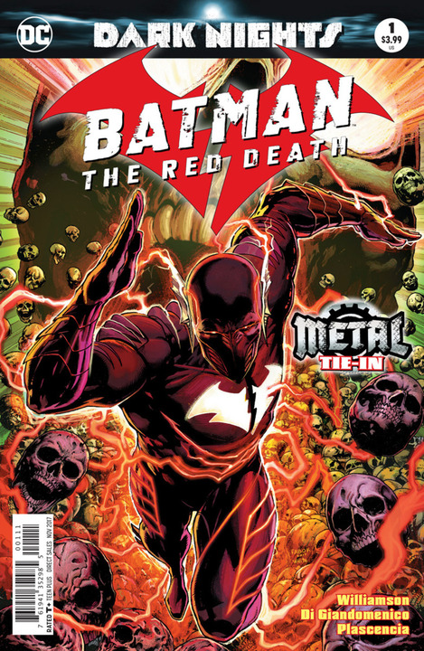 Batman - The Red Death 1 - Ride the Lightning