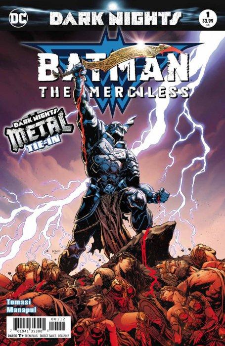 Batman - The Merciless 1 - The Wrath Child